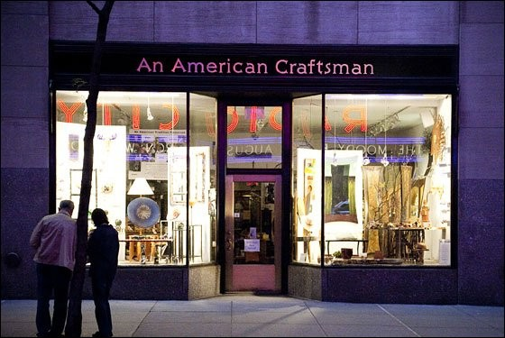 An American Craftsman Metal Wall Art Gallery